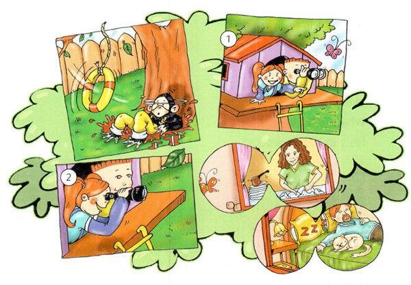 Учебник Spotlight 2. Страница 32