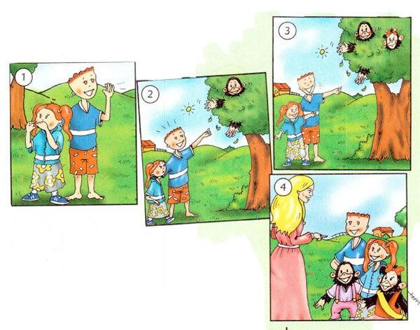 Учебник Spotlight 2. Страница 68