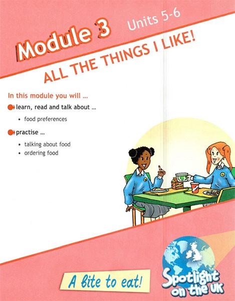 Учебник Spotlight 3. Student's Book. Страница 41