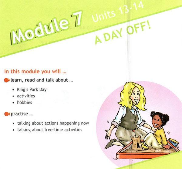 Учебник Spotlight 3. Student's Book. Страница 105