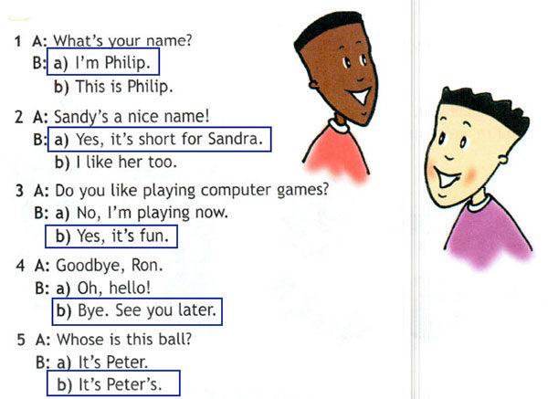 Учебник Spotlight 4. Student's Book. Страница 5