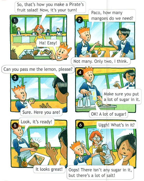 Учебник Spotlight 4. Student's Book. Страница 43