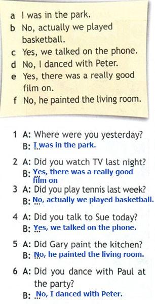 Учебник Spotlight 4. Student's Book. Страница 103