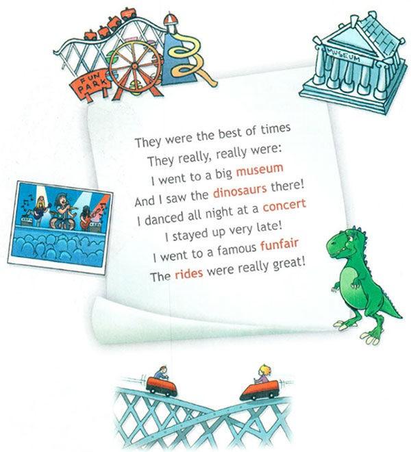 Учебник Spotlight 4. Student's Book. Страница 106