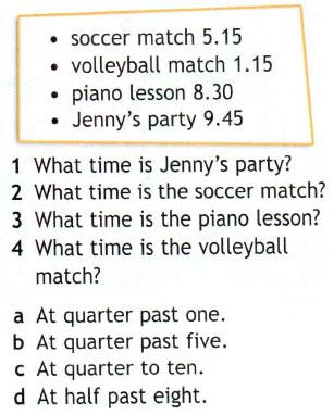 Учебник Spotlight 4. Student's Book. Страница 39