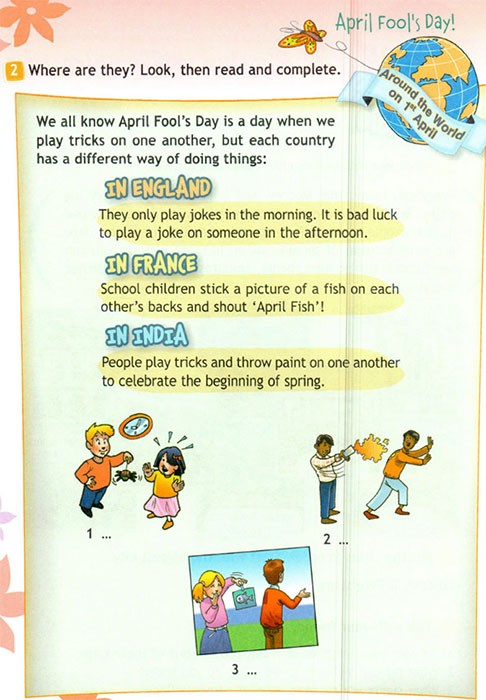 Учебник Spotlight 4. Student's Book. Страница 141
