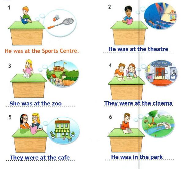 Рабочая тетрадь Spotlight 4. Workbook. Страница 39