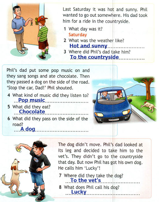 Рабочая тетрадь Spotlight 4. Workbook. Страница 59