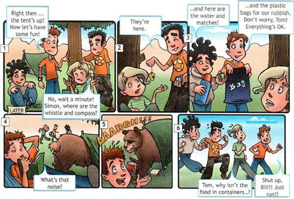 Учебник Spotlight 5. Student's Book. Страница 123