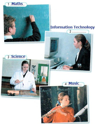 Рабочая тетрадь Spotlight 5. Workbook. Страница 17