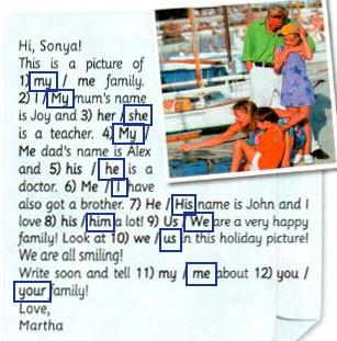 Рабочая тетрадь Spotlight 5. Workbook. Страница 40
