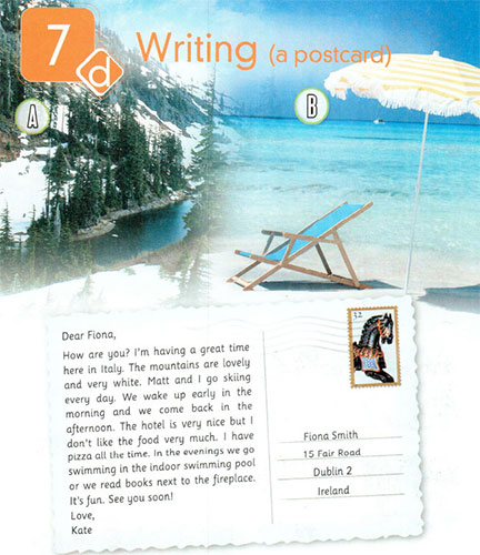 Рабочая тетрадь Spotlight 5. Workbook. Страница 56