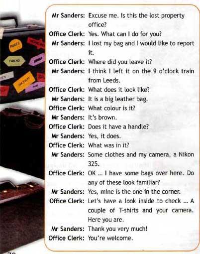 Учебник Spotlight 6. Student's Book. Страница 72