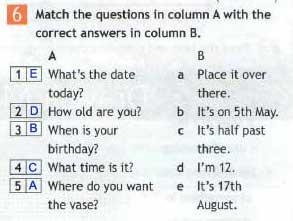 Учебник Spotlight 6. Student's Book. Страница 24