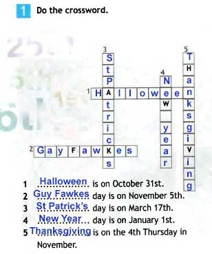 Рабочая тетрадь Spotlight 6. Workbook. Страница 30