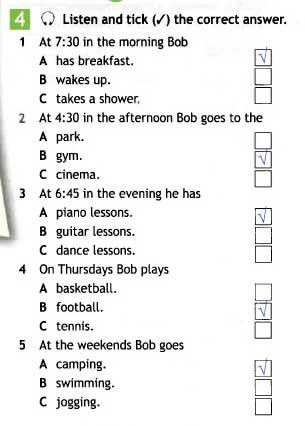 Рабочая тетрадь Spotlight 6. Workbook. Страница 25