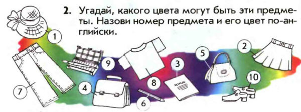 Учебник Enjoy English 1. Student's Book. Страница 46