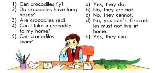 Учебник Enjoy English 1. Student's Book. Страница 84