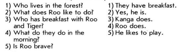 Учебник Enjoy English 1. Student's Book. Страница 135