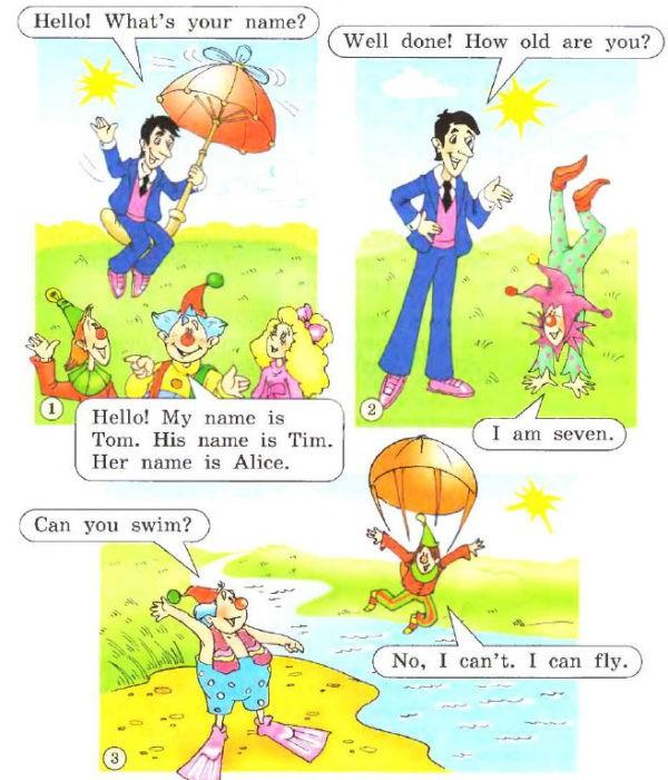 Учебник Enjoy English 2. Student's Book. Страница 118