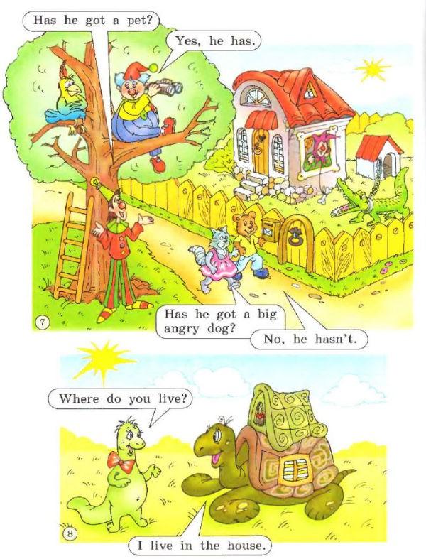 Учебник Enjoy English 2. Student's Book. Страница 120