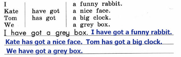 Рабочая тетрадь Enjoy English 2. Страница 55