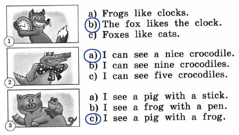 Рабочая тетрадь Enjoy English 2. Страница 61