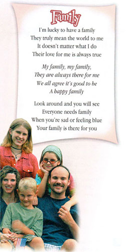 Учебник Spotlight 6. Student's Book. Song Sheets. Страница SS1