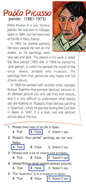 Рабочая тетрадь Spotlight 7. Workbook. Страница 19