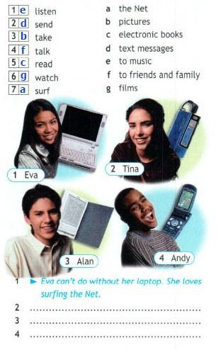 Рабочая тетрадь Spotlight 7. Workbook. Страница 30