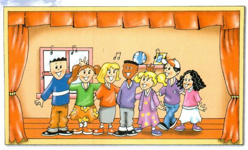 Учебник Spotlight 2. School Play Starlight