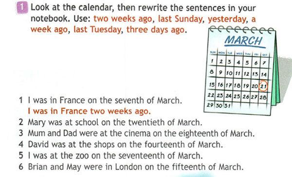 Учебник Spotlight 4. Student's Book. Страница 80
