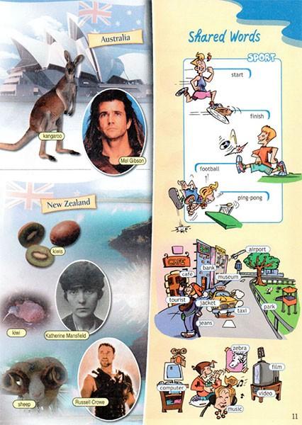 Учебник Spotlight 5. Student's Book. Страница 11