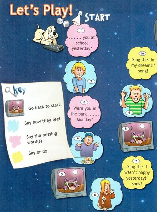 Рабочая тетрадь Spotlight 4. Workbook. Страница 44