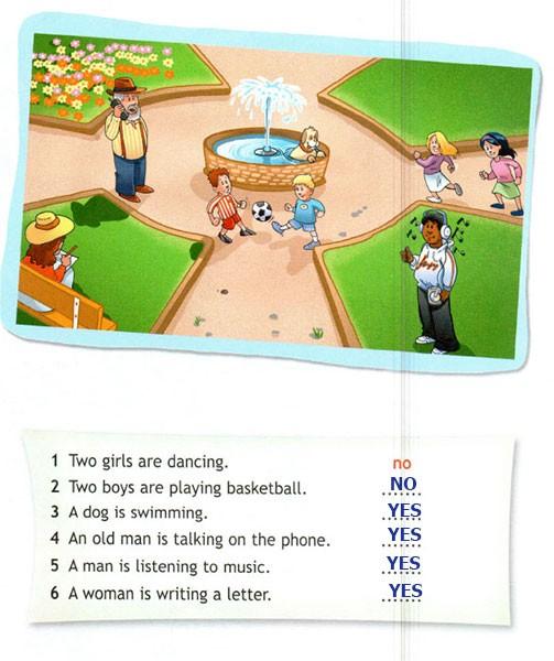 Рабочая тетрадь Spotlight 4. Workbook. Страница 11