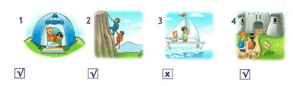 Рабочая тетрадь Spotlight 4. Workbook. Страница 50