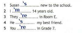 Учебник Spotlight 5. Student's Book. Страница 29