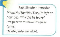 Учебник Spotlight 5. Student's Book. Страница 110