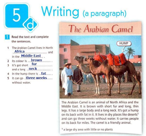 Рабочая тетрадь Spotlight 5. Workbook. Страница 44