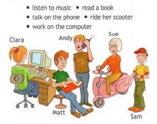 Рабочая тетрадь Spotlight 5. Workbook. Страница 52