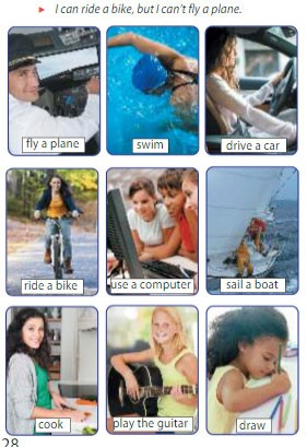 Учебник Spotlight 6. Student's Book. Страница 28