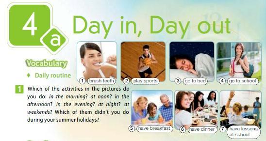 Учебник Spotlight 6. Student's Book. Страница 36