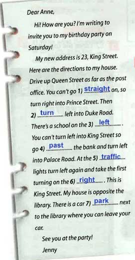 Рабочая тетрадь Spotlight 6. Workbook. Страница 20