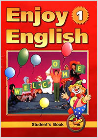 Enjoy English 1. Student's Book