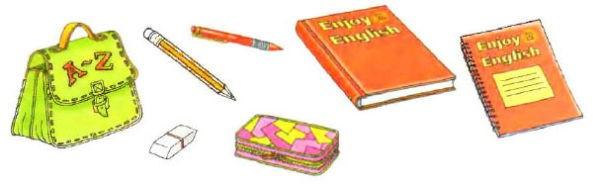 Учебник Enjoy English 2. Student's Book. Страница 24