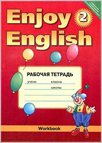 Enjoy English 2. Workbook