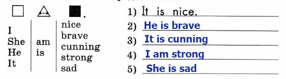Рабочая тетрадь Enjoy English 2. Страница 54