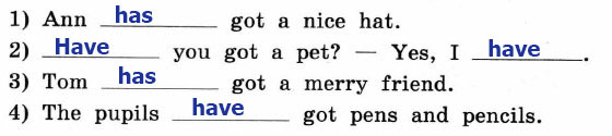 Рабочая тетрадь Enjoy English 2. Страница 60