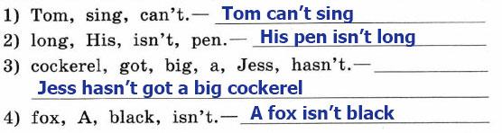 Рабочая тетрадь Enjoy English 2. Страница 41