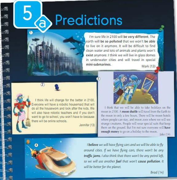 Учебник Spotlight 7. Student Book. Страница 46